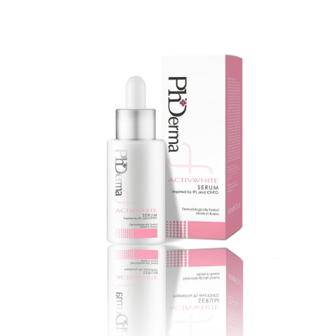 ครีม PhD ActivWhite Serum